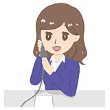 お電話にてご相談・ご依頼